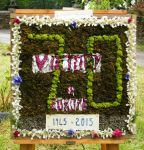 Disley Local History Society Well Dressing