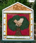 Buxton Road Well Dressing