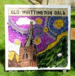 Whittington Green School Well Dressing