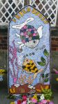 Scargill School Well Dressing