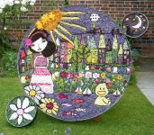 The Little Round Well Dressing