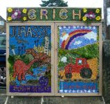 Market Place Well Dressing (1)