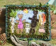 Long Row Primary School Well Dressing (2)