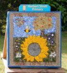 Herbert Strutt Primary School Well Dressing (2)