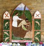 St Mary and All Saints Church Well Dressing