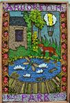 Hardwick Primary School Well Dressing
