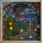 Markeaton School Well Dressing