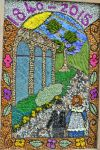 St James' Infant School Well Dressing