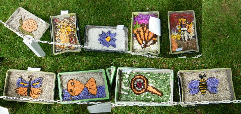 Etwall 2015 - Additional Well Dressings