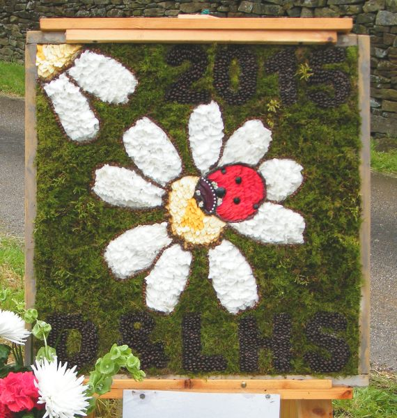 Disley 2015 - Disley & Lyme Horticultural Society Well Dressing