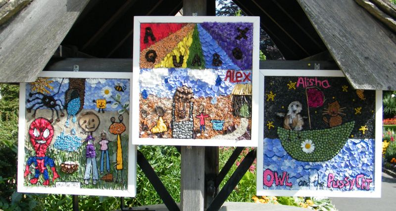 Bakewell 2015 - Rotary Club Well Dressings
