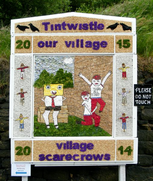 Tintwistle 2015 - Old Road Well