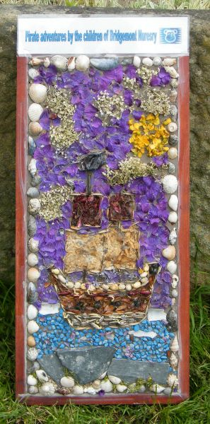 Whaley Bridge 2015 - Bridgemont Nursery Well Dressing