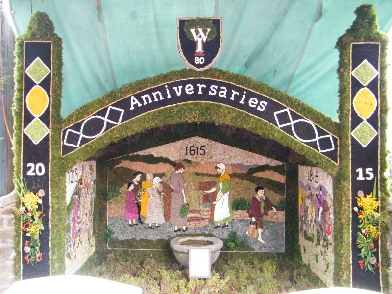 Barlow 2015 - Old Pump Well Dressing