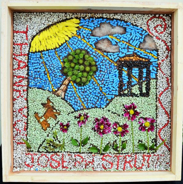 Derby 2015 - Dale Primary School Well Dressing