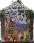 "Spring Gardens Well Dressing (""Community"")"