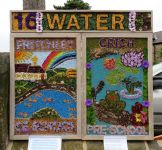 Market Place Well Dressing (2)