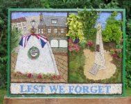 Unidentified Well Dressing