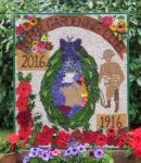 Belper Gardening Club Well Dressing