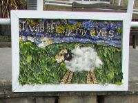 Moorland House Well Dressing