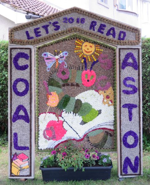 Coal Aston 2016 - Village Well Dressing