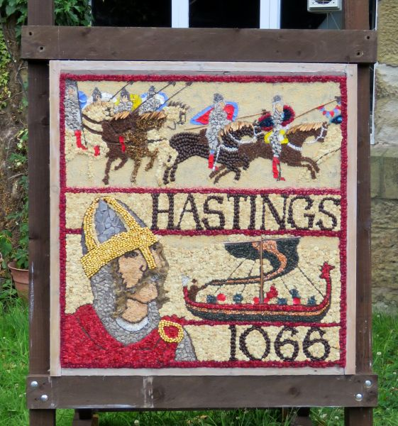 Bollington 2016 - Clarence Mill Well Dressing