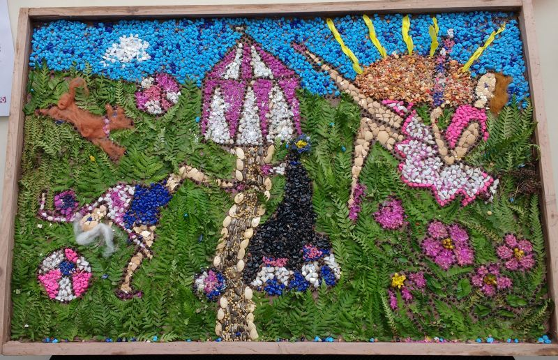 Derby 2016 - Arboetum Well Dressing (1)