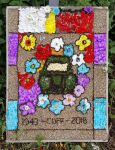 """Have-a-Go"" Demonstration Well Dressing (1)"