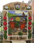 Mill Meadow Way Well Dressing