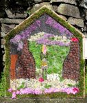 Endon Hall Primary School Well Dressing