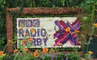 BBC Radio Derby Well Dressing