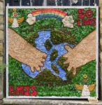 Junior School Well Dressing
