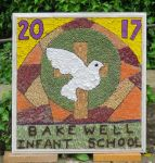Bakewell CE Primary School Well Dressing