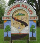 Hope Valley College Well Dressing