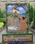 Central Methodist Church Well Dressing