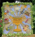 Belper School Well Dressing