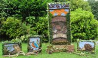 Long Row School Well Dressing