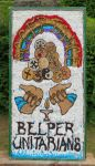Belper Unitarians Well Dressing