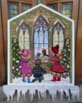 Christmas Tree Festival Well Dressing