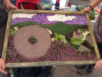 Visitor Centre Well Dressing