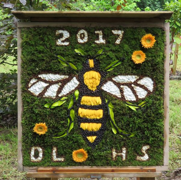 Disley 2017 - Disley & Lyme Horticultural Society Well Dressing