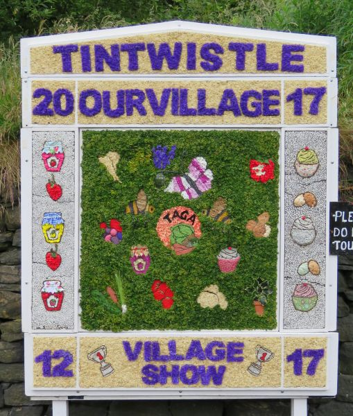 Tintwistle 2017 - Old Road Well