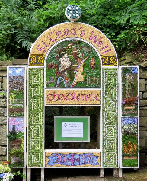 Chadkirk 2017 - St Chad's Well
