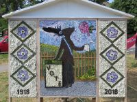 Sandygate Road Well Dressing