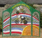 Bowden Lane Well Dressing