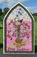Over Haddon Well Dressing