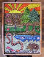 The Sanctuary Well Dressing