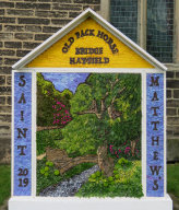 St Matthew's Church Well Dressing