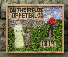 Saddleworth Museum Well Dressing