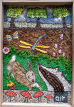 Royal Derby Hospital Well Dressing